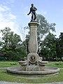 Pomnik Siewcy, Marcin Rożek, 1923.jpg