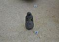 Ponderal de plom en forma d'àmfora, segle I aC, Museu Soler Blasco de Xàbia.JPG