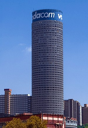 Ponte City Apartments - Image: Ponte City Apartments (3464450399)