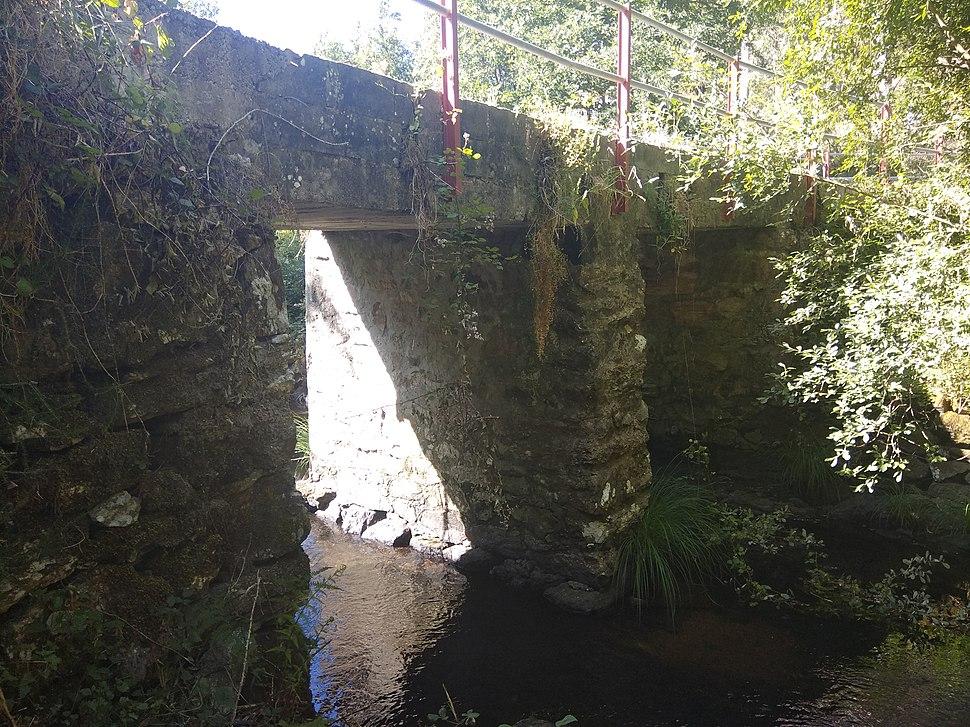 Ponte de Vilardois.