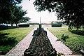 Poole Park, war memorial and lake - geograph.org.uk - 521822.jpg