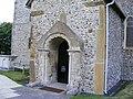Porch St Andrew, Bishopstone - geograph.org.uk - 1414360.jpg