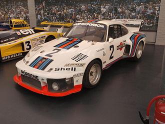 Porsche 935 - 1976 Porsche 935 K