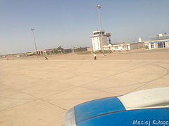Port Sudan New International Airport Port lotniczy Port Sudan