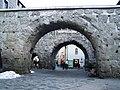 Porta Praetoria - Aosta.jpg