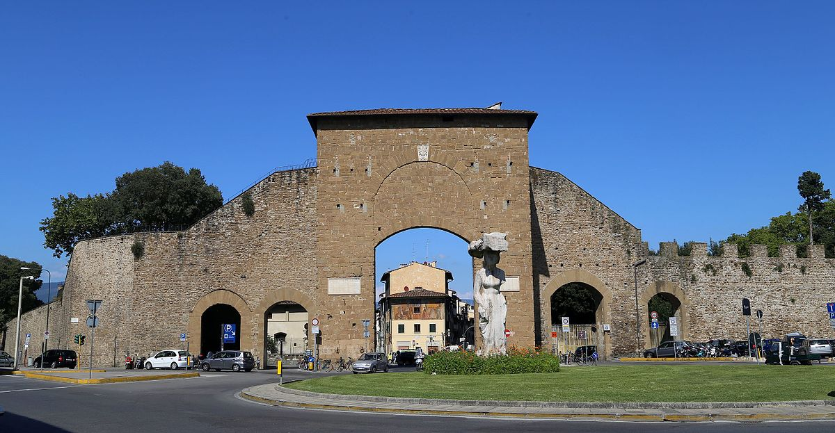 Porta Romana Florence Wikipedia