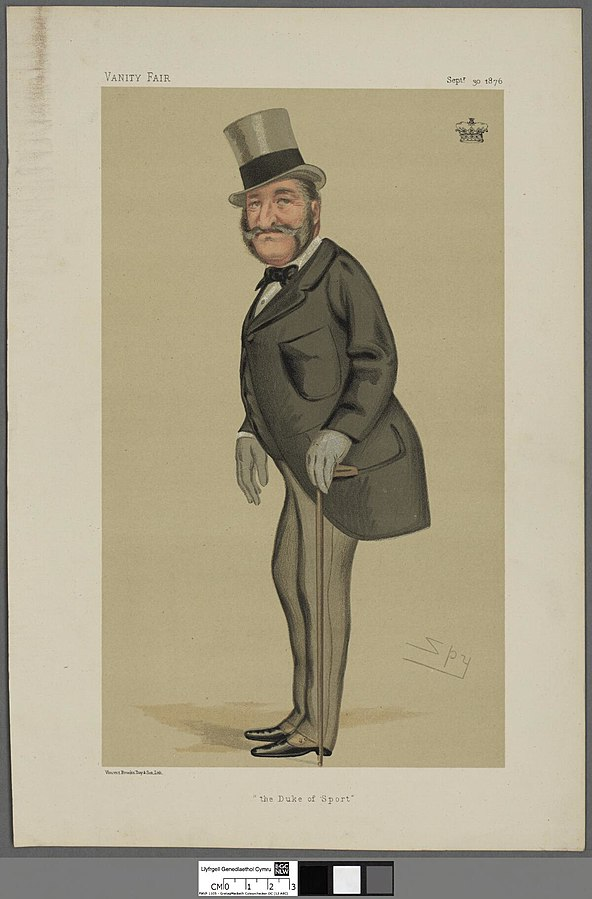 'The Duke of sport'