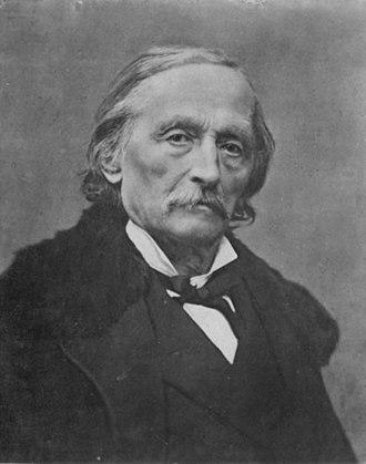 Cesare Cantù - Image: Portrait of Cesare Cantù