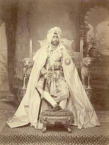 Image result for Maharaja Rajinder Singh