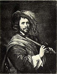 Portrait of a Flute Player