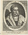 Portret van Albrecht III van Saksen Saxoniae Ducum (serietitel), RP-P-1911-5106.jpg