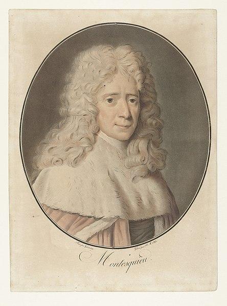 File:Portret van Charles de Montesquieu Montesquieu (titel op object) Collection des Grands Hommes (serietitel), RP-P-1967-931.jpg