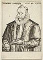 Portret van Justus Lipsius, humanist en geleerde, op veertigjarige leeftijd. NL-HlmNHA 1477 53008540.JPG