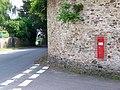 Postbox, Colestock - geograph.org.uk - 1448194.jpg