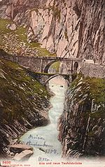 Postcard First and Second Devils Bridge Uri.jpg