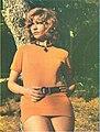 Postcard of Milena Dravić 1963.jpg