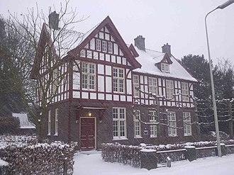 De Steeg - Image: Postkantoor De Steeg