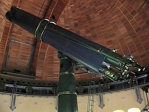 Refracting telescope - Image: Potsdam Great Refractor