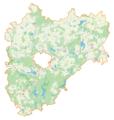 Powiat olsztyński location map.png