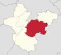 Powiat polkowicki - lokalizacja gminy Polkowice.png
