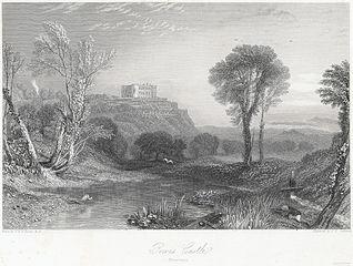 Powis Castle, Montgomery