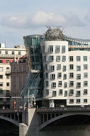 Vlado Milunić - Dancing House in Prague