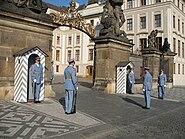 Praha, Hradní stráž 02