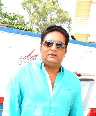 Aagadu - Image: Prakash Raj at Entertainment trailer launch