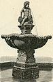 Prato fonte con putto in bronzo detto Bacchino.jpg