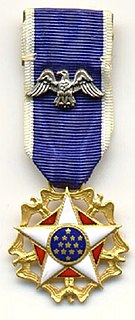 Presidential Medal of Freedom Joint-highest civilian award of the United States, bestowed by the President