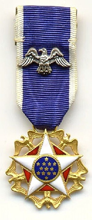 Presidential Medal of Freedom cover