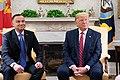 President Trump Meets with President Duda of Poland (48052005278).jpg