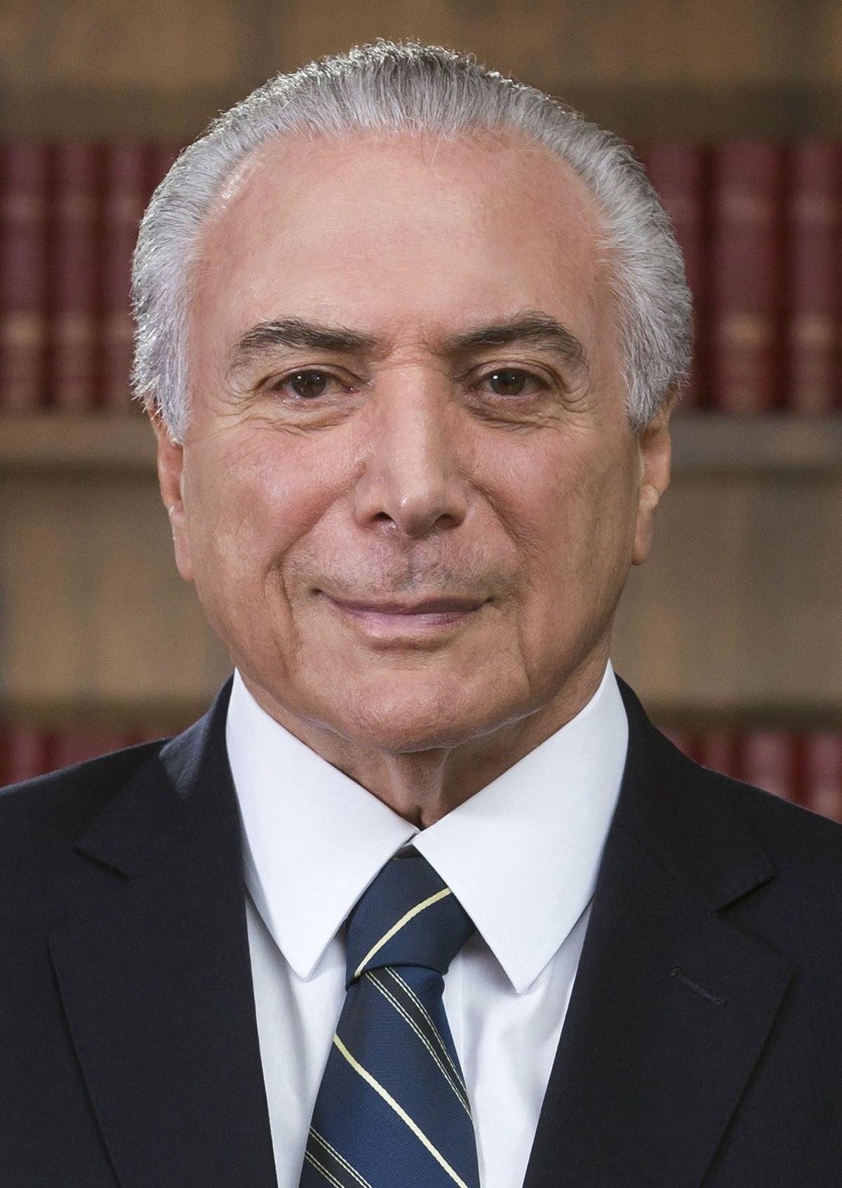 Michel Temer - Wikipedia