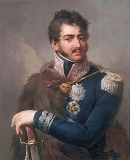 Józef Poniatowski French Marshal and Polish prince