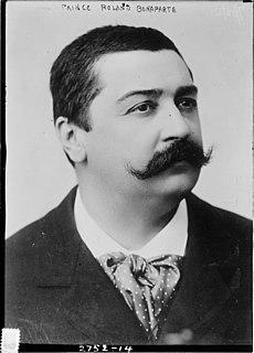 Roland Bonaparte French geographer