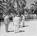 Prins Bernhard op bezoek bij de Arubaanse padvinders op Palm Beach, Bestanddeelnr 252-3901.jpg