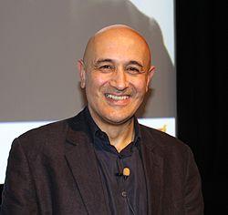 Prof Jim Al-Khalili - EdSciFest 2014 (10).JPG