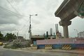 Proposed Satyajit Ray Metro Station Under Construction - Eastern Metropolitan Bypass - Kolkata 2016-06-23 5036.JPG