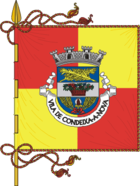 Flag of Condeixa-a-Nova