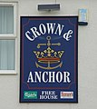 Pub Sign at Kilnsea - geograph.org.uk - 538439.jpg