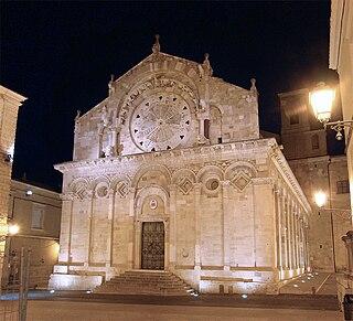 Troia, Apulia Comune in Apulia, Italy