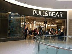 Pull & Bear store In Santo Domingo , Dominican Republic .