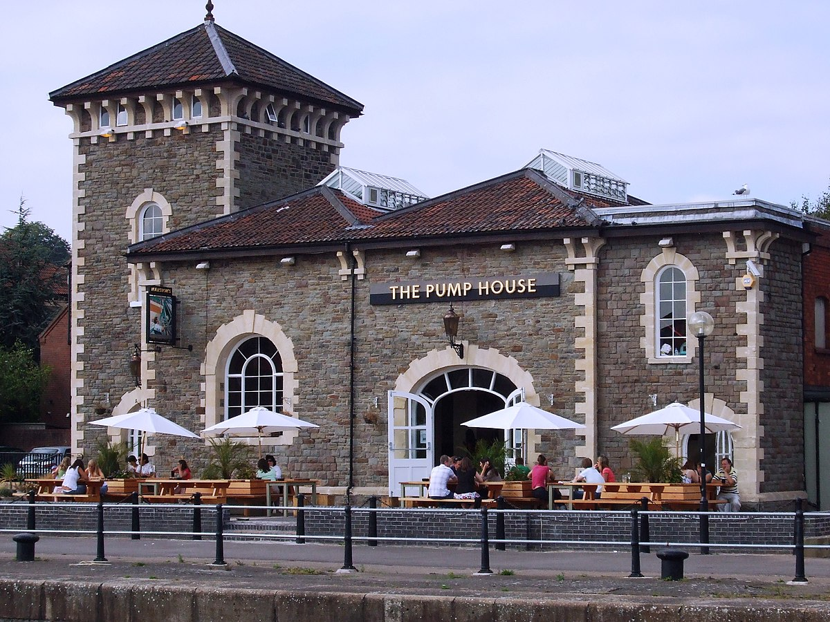 Pump House, Bristol - Wikipedia