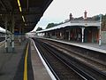 Purley station platform 5 look north.JPG