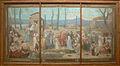 Puvis de Chavannes - La vie pastorale de sainte Geneviève - with frame.jpg