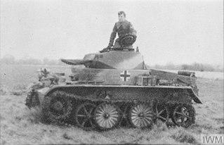 Panzer I Ausf. C Light tank