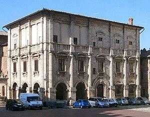 Montepulciano - Palazzo Tarugi.