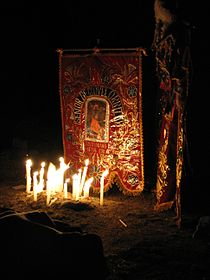 Qoyllur R'Iti Shrine by night.jpg
