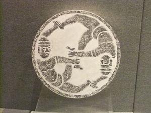 Hinduism in China - Hindu relief, Quanzhou Museum