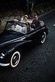 Queen Elizabeth II and Prince Philip visiting in Bermuda in 1953.jpg